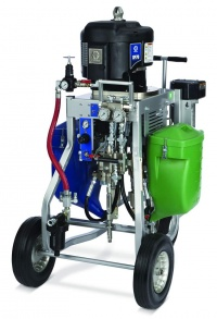 Graco plural component sprayers