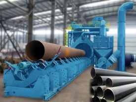 pipe-blasting-machine